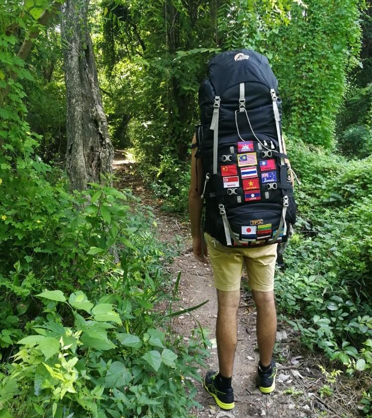 Dschungel Wandern