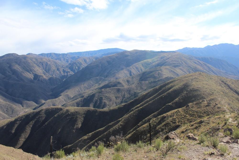Berge-um-Mendoza