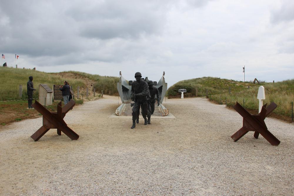 D-Day Denkmal