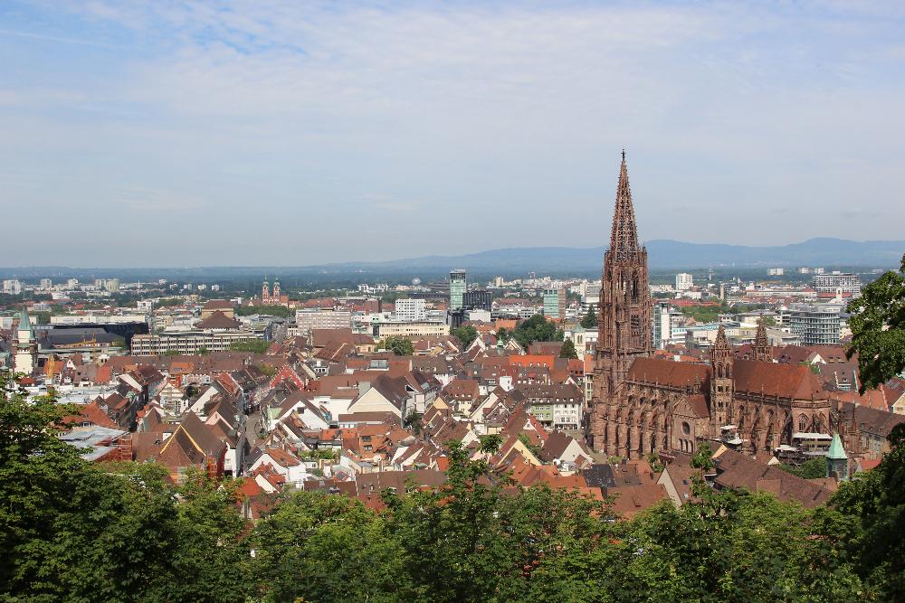 Aussicht-auf-Freiburg