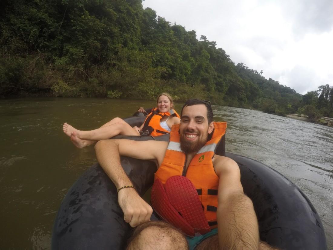 Tubing Fluss Palomino