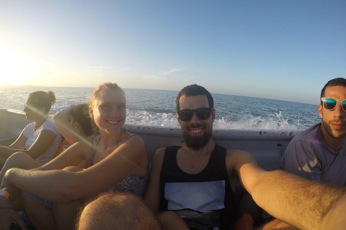 Boot Meer Bootsfahrt Sonne