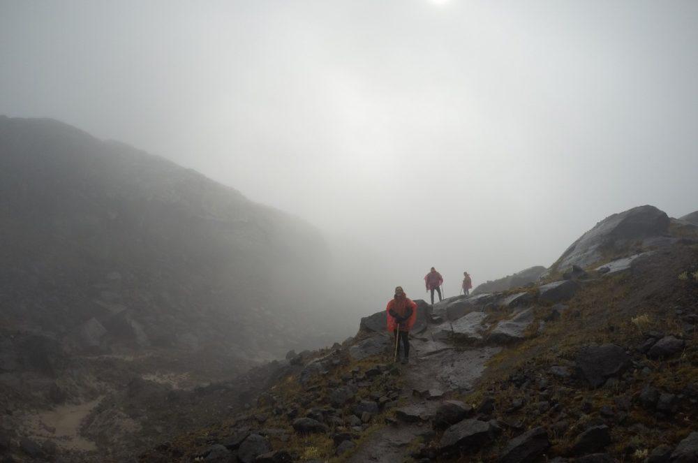 Wandern Vulkan Santa Isabel