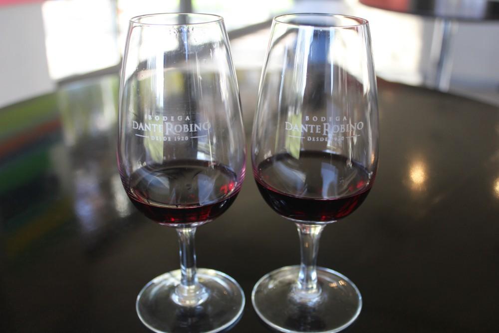 Glaeser-Rotwein