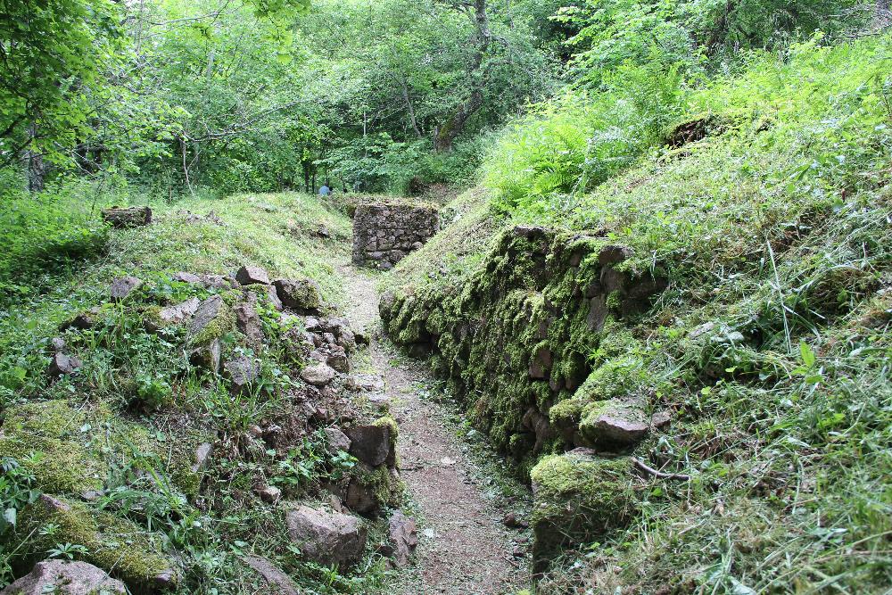 Ruine-Schützengraben