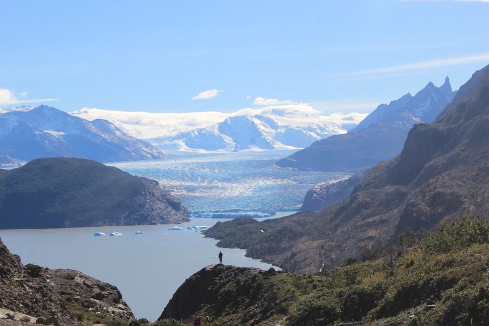 Gletscher-Grey