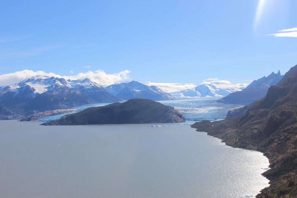 Gletscher-See