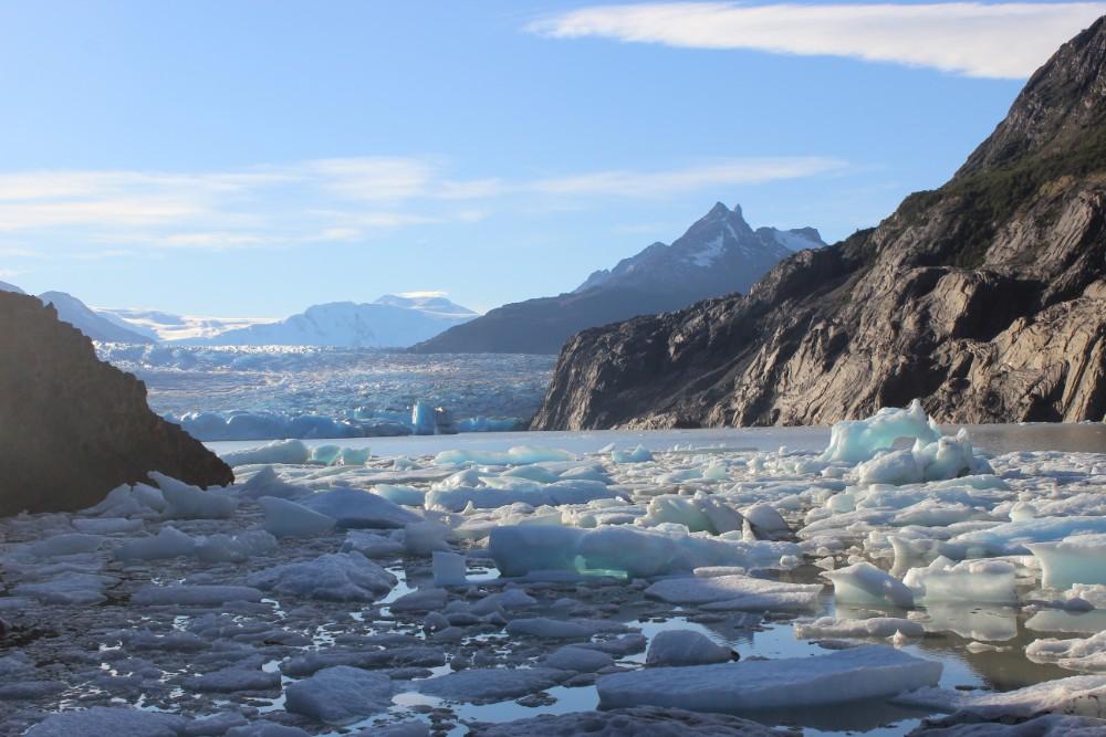 Eisschollen-im-Wasser