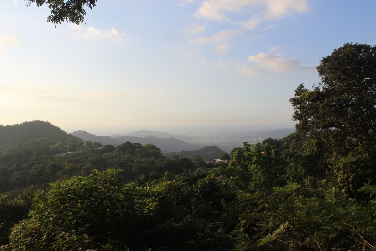 Aussicht Casa Loma Minca
