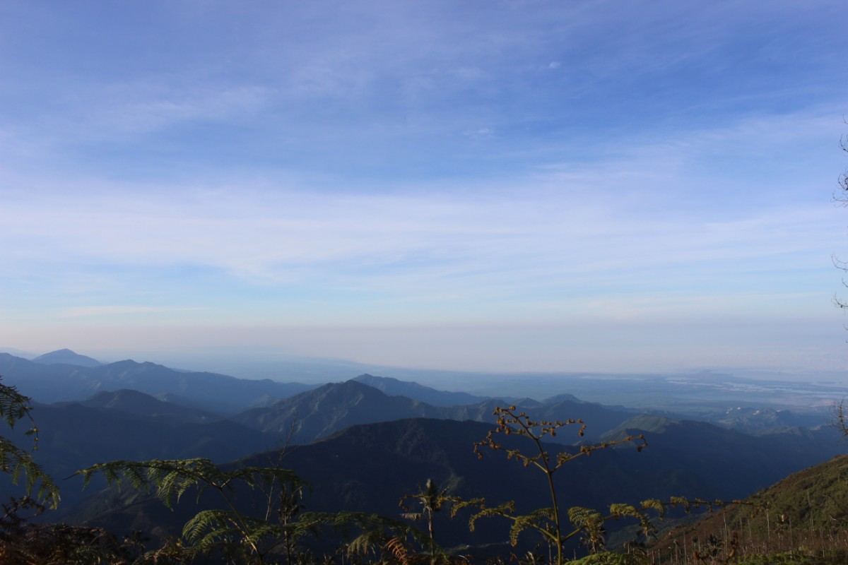 Aussicht Berge