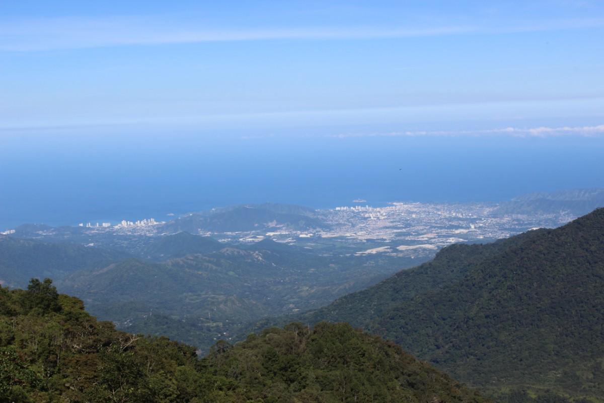 Santa Marta Aussicht