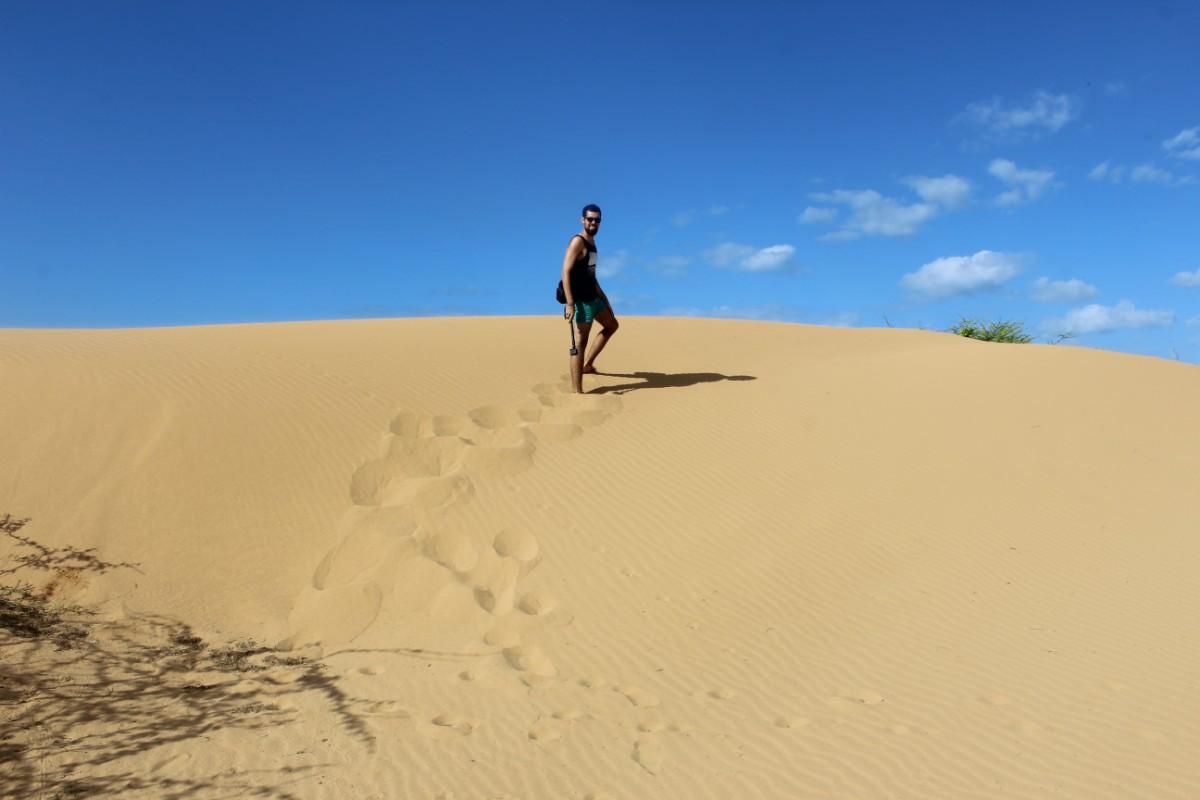 Dünen Sand Sonne