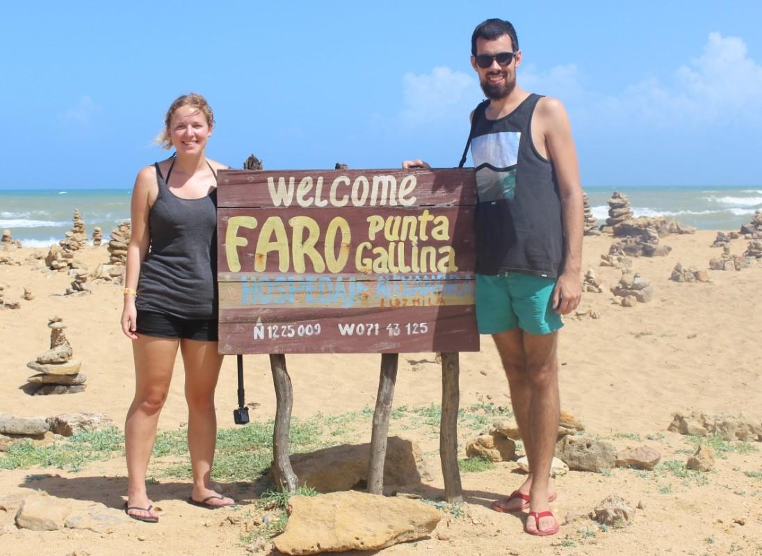 Faro Punta Gallina