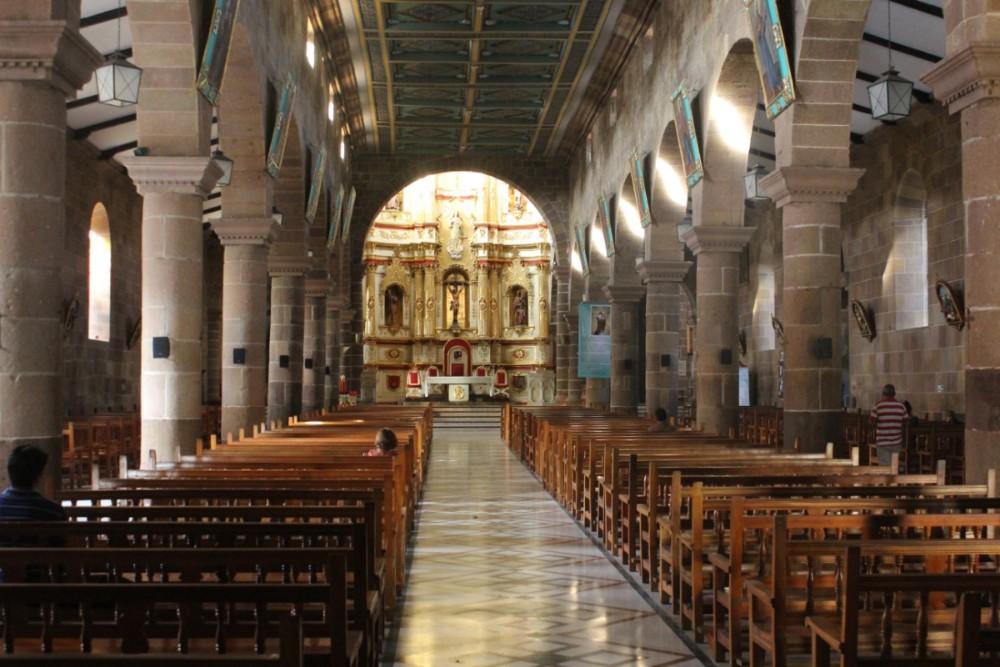 Kirche San Gil Gotteshaus