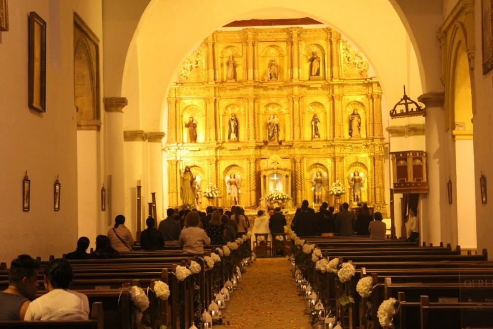 Hochzeit Kirche Trauung