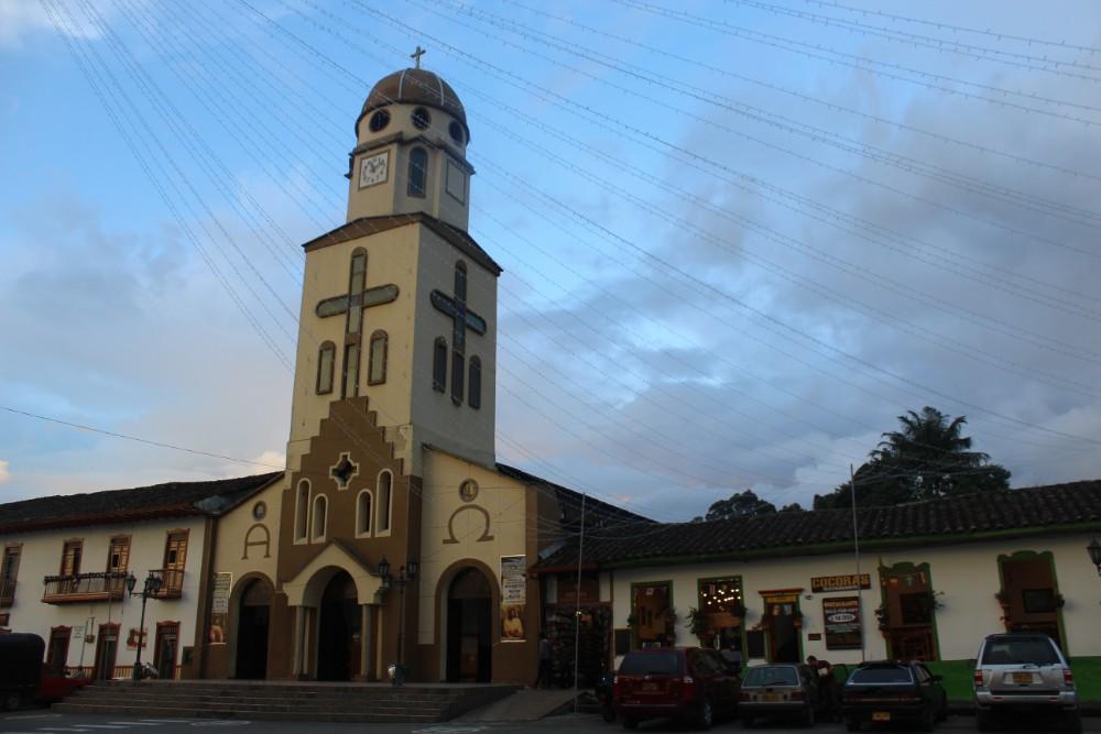Kirche Salento