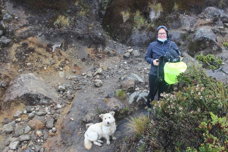 Wanderbegleitung Hund Wanderhung Hundefreunde Wandern Berg