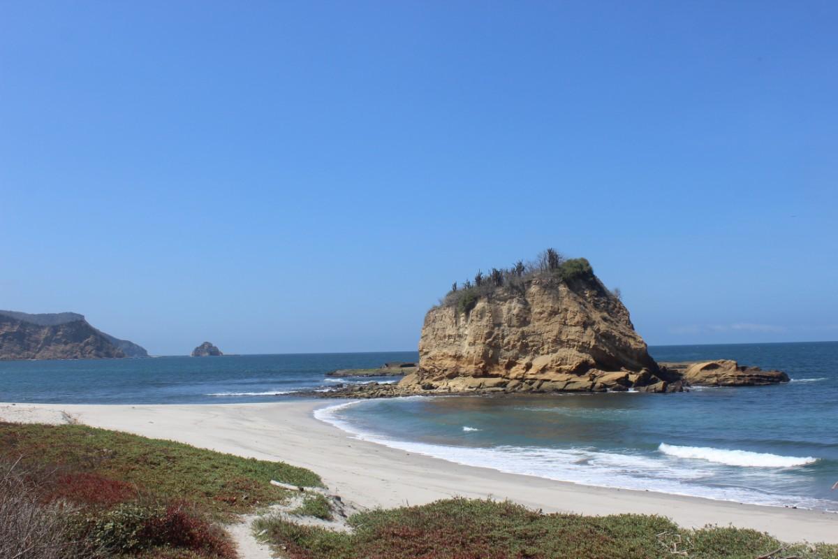Strand Meer Tortuguita Paradis Los Frailes