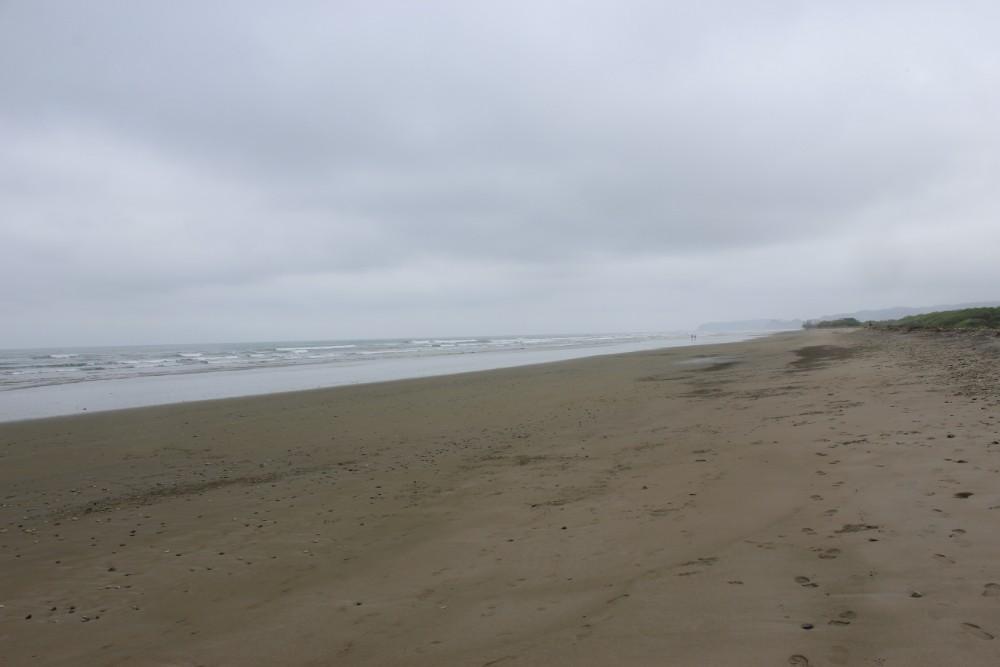Strand Meer Ayampe Küste Sand Natur Ecuador