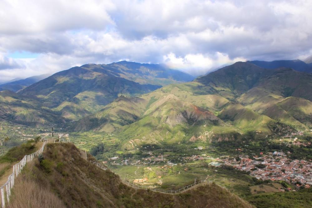 Mandango Hike Wanderung Natur Vilcabamba Ecuador Südamerika Aussicht