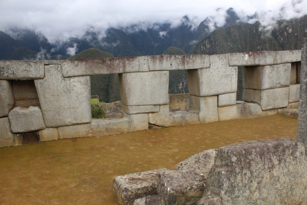 Machu Picchu Peru Südamerika Inka Ruinen  Beeindruckend Wanderung
