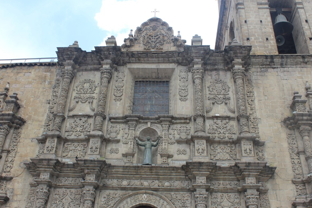 Kathedrale La Paz Bolivien Südamerika Historisches Zentrum Kirche