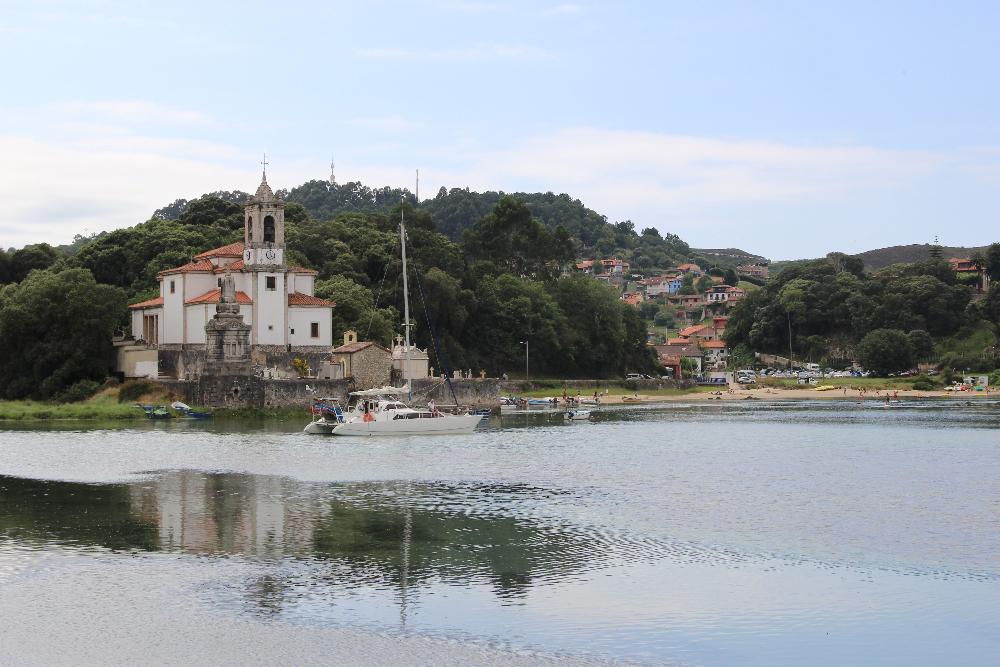 Bucht bei Barro