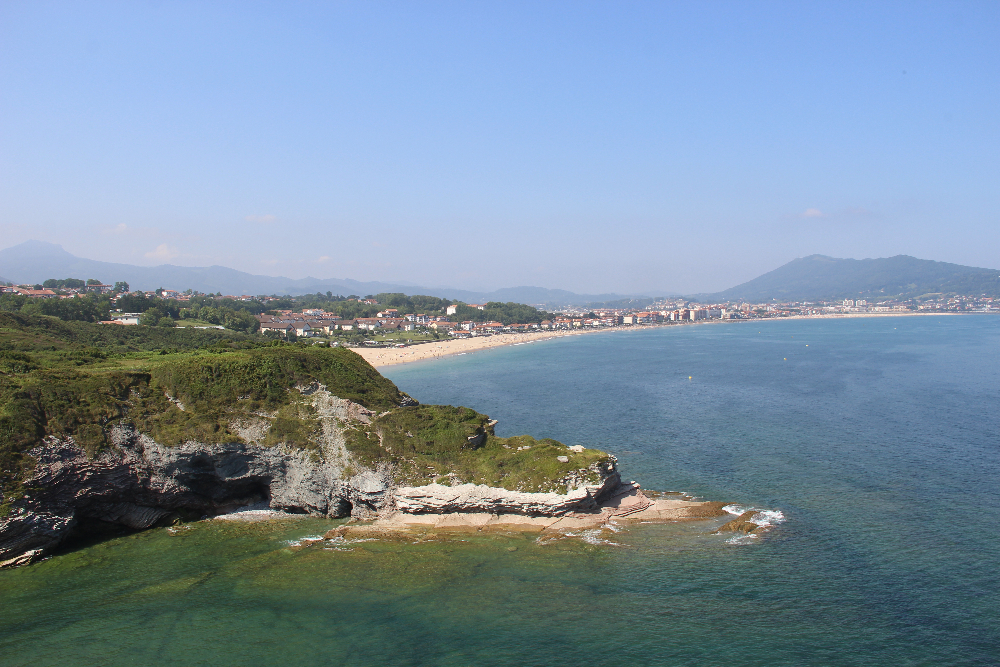 Felsige Bucht