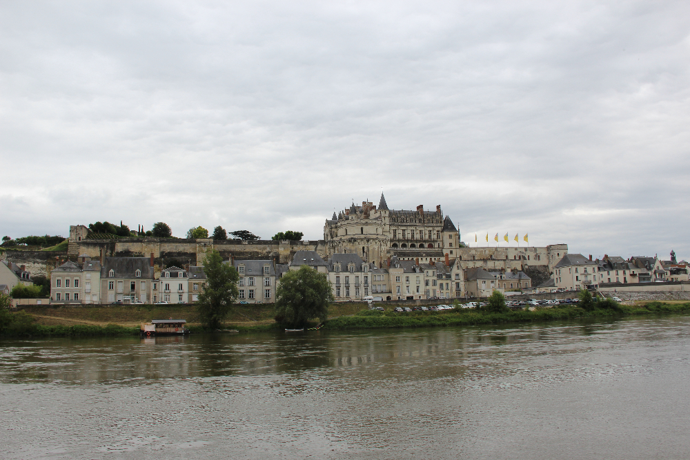 Palast am Fluss