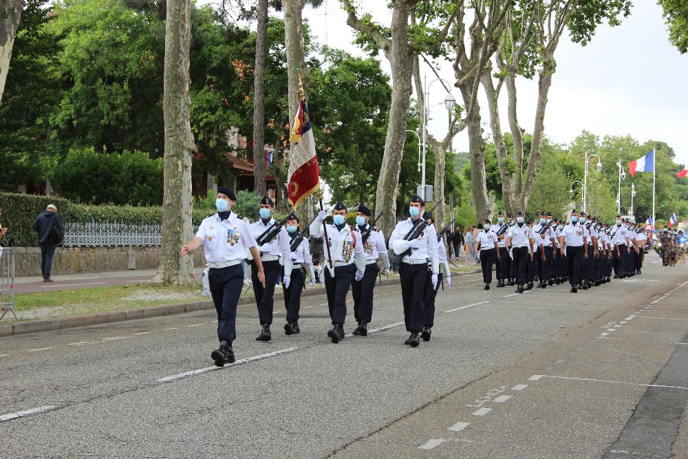 Polizeimarsch