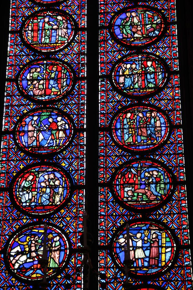 Bunte-Fenster