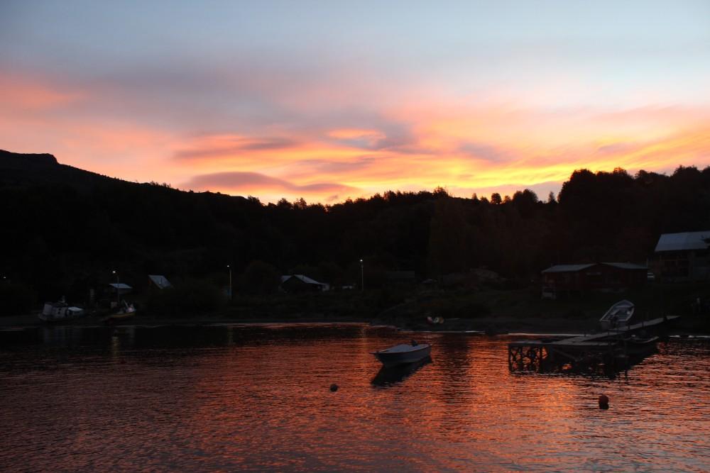 Sonnenuntergang-ueber-der-Lagune