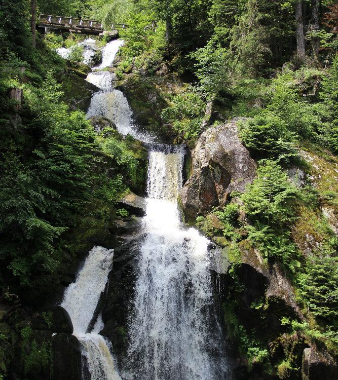 Wasserfall-Trieberg